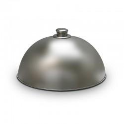 Cloche de cuisson en acier inox