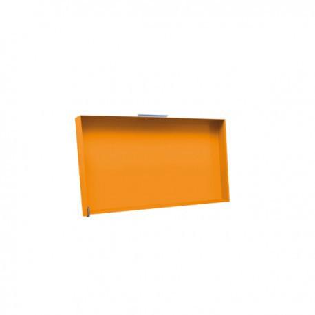 Couvercle pour plancha Rainbow orange